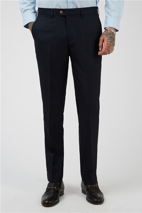 Marc Darcy Max Navy Suit Trousers