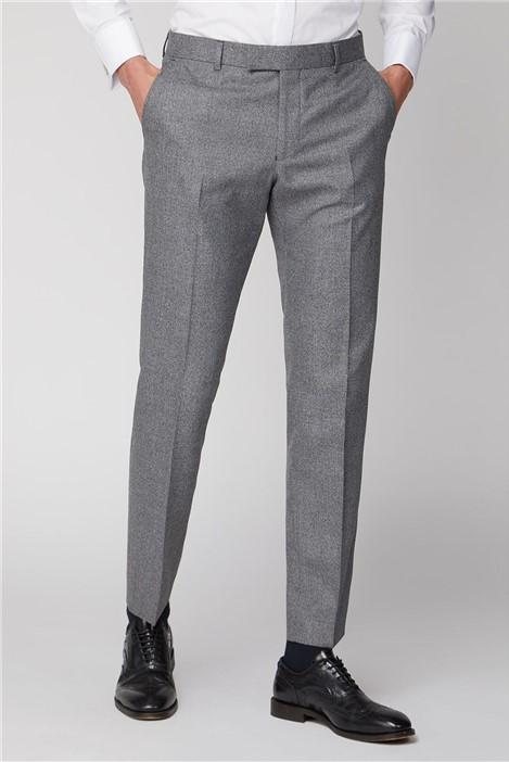 Antique Rogue Grey Plain Trousers