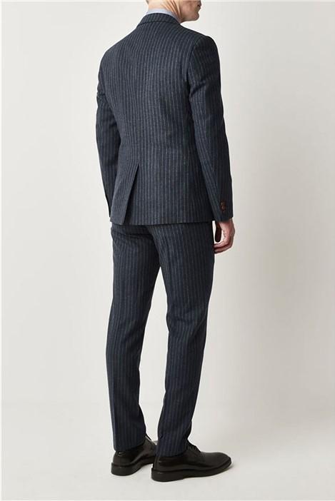 Gibson London Blue Stripe Suit