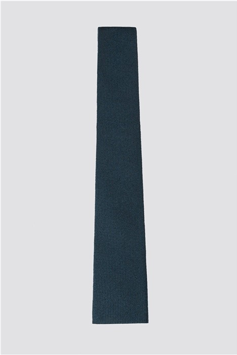 Gibson London Black and Teal Tie
