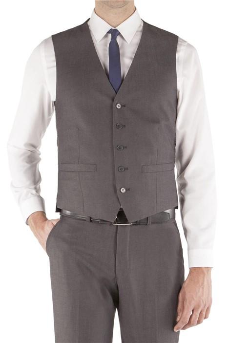 Limehaus Grey Tonic Waistcoat