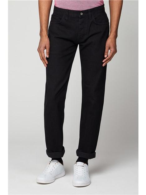Ben Sherman 5 Pocket Straight Black Jean