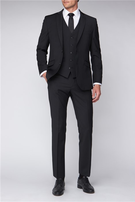 Scott by The Label BlackTailored Fit Trousers