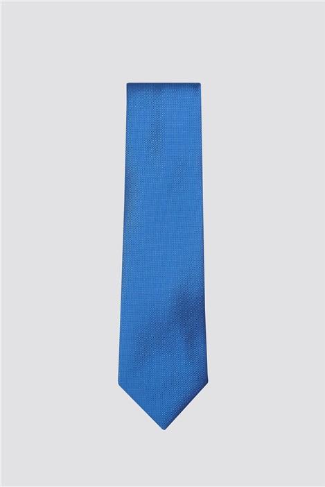 Scott & Taylor Teal Plain Tie