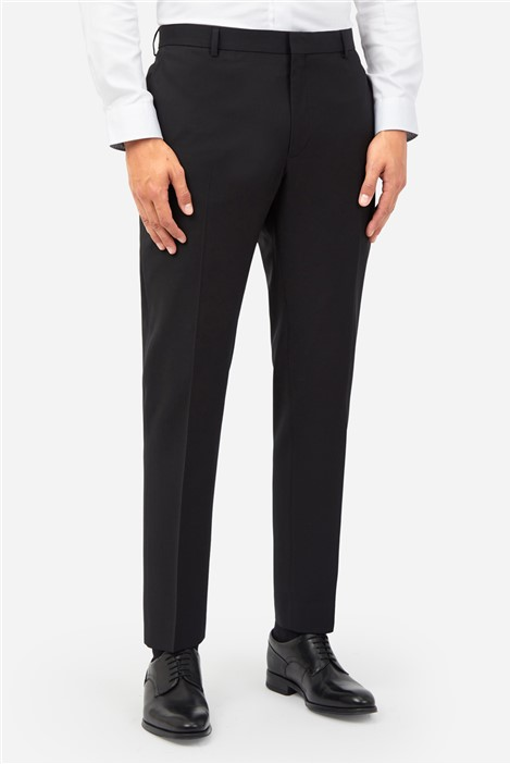 Ted Baker Ultimate Black Tuxedo Suit Trousers