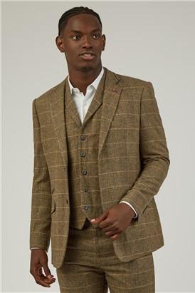 House of Cavani Albert Brown Heritage Suit