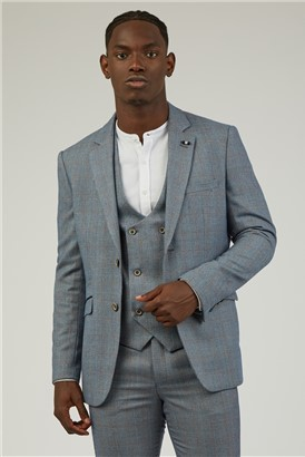 House of Cavani Airforce Checked Suit