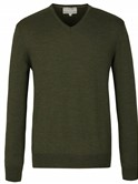 Merino V Neck Knitwear
