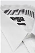Stvdio by  White Poplin Shirt