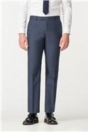 Blue Pick & Pick Tailored Fit Suit