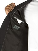 Black Tailored Fit Suit