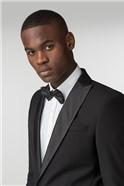 Black Slim Fit Dinner Suit