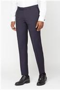 Navy Panama Trousers