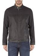 Black Biker Jacket