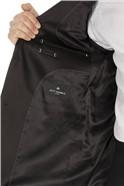 Regular Fit Black Dinner Suit Trouser