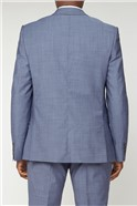 Petrol Blue Tonic Camden Suit