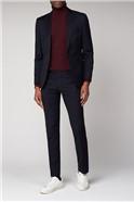 Peacoat Twill Camden Fit Suit