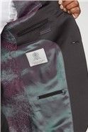 Black Peak Lapel Dinner Suit