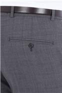 Grey Tonal Check Suit