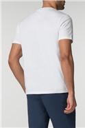 White Target T-Shirt