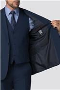 Branded Blue Regular Fit Suit