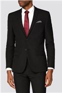 Branded Black Slim Fit Suit