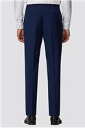 Bright Blue Tailored Trousers