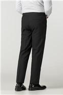 Black Regular Fit Tuxedo