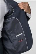Navy Stripe Regular Fit Suit
