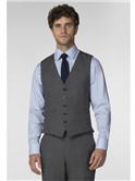 Charcoal Jaspe Tailored Fit Suit