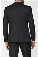Charcoal Regular Fit Waistcoat