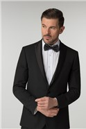 Tailored Fit Black Tuxedo