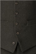 Green Donegal Tailored Fit Suit