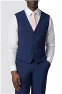 Blue Plain Tailored Suit