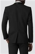 Branded Charcoal Slim Fit Tuxedo