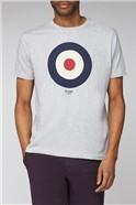 Grey Target T-Shirt
