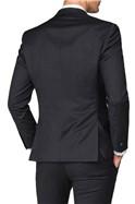 Farenheit Grey Wool Blend Suit