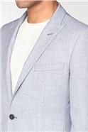 Cool Grey Texture Camden Suit