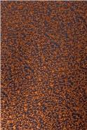 Orange Scratch Tie