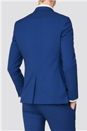 Blue Slim Suit