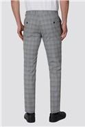 Branded Grey Skinny Fit Formal Trousers
