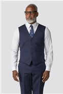 Navy Twill Performance Business Suit