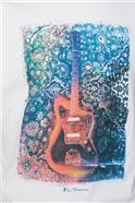 Guitar Paisley Tee