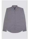 2 Colour Print shirt