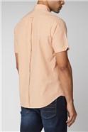 Signature Short Sleeve Gingham Shirt