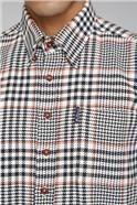 Long Sleeve Heavy Twill Overshirt