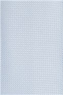 Light Blue Textured Plain Tie