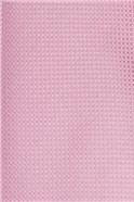Pink Textured Plain Tie