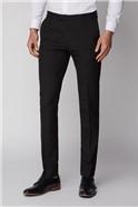 Black Stretch Skinny Fit Suit