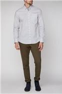 Stvdio Casual White Daisy Print Shirt